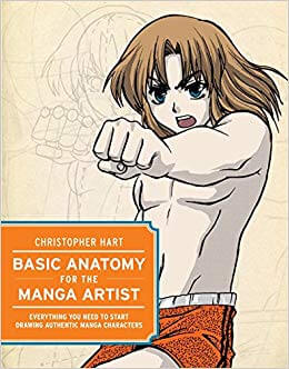 Best Anime Anatomy Books