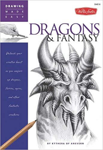 Best Books to Learn How to Draw Anime Dragons