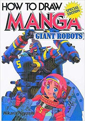 Best Books to Learn How to Draw Anime Giant Robots