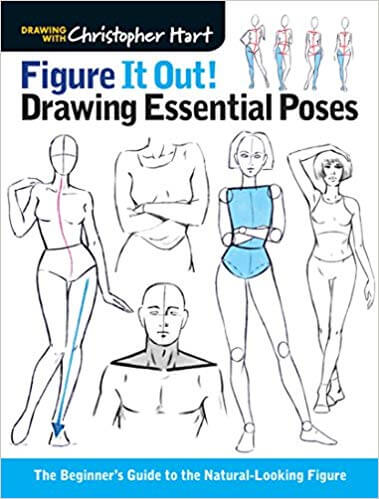 Best Books to Learn How to Draw Anime Poses