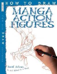 Best Books to Learn How to Draw Manga Action Figures