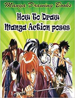 Best Books to Learn How to Draw Manga Anime Action Figures
