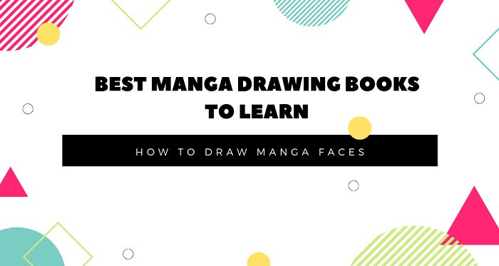 Best Books to Learn How to Draw Manga Faces