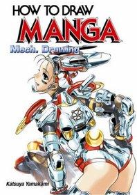 Best Books to Learn How to Draw Manga Mecha