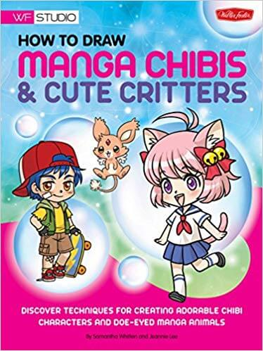 Best Books to Learn to Draw Manga Chibis
