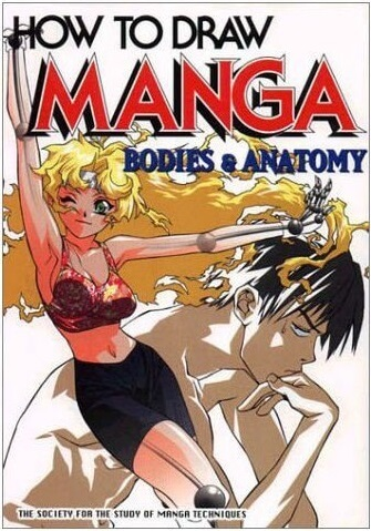 Best books to learn how to draw manga Anatomy