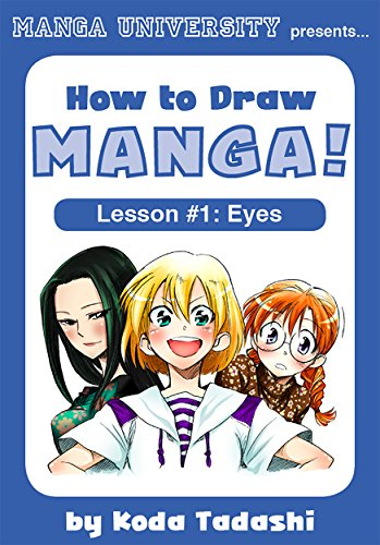 best books to draw anime eyes